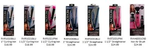 Heat Styling Hair Tools You want NOW @Revlon