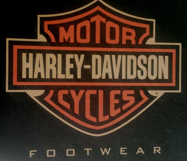 "You don't need a bike to look ""badass"" all you need are these boots  @HD_Footwear, #hdfootwear, #harleyboots"