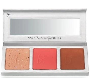IT cosmetics C&C radiance blush palette