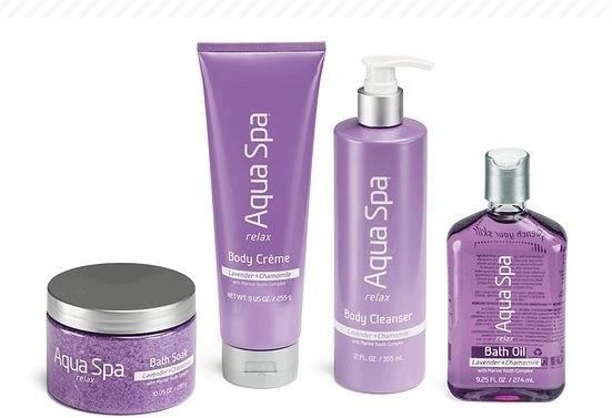 aqua spa relax collection