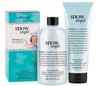 philosophy snow gel body duo at QVC  Item #A334837 $22.73 Shipping & Handling: $5.97