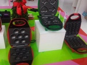 hsn cookie and waffle makers
