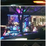 SPECTACULAR CHRISTMAS LIGHTS  (two ways)