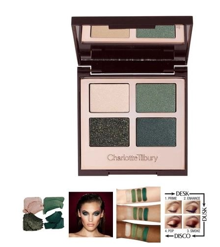 charlotte tilbury the rebel eye shadow palette