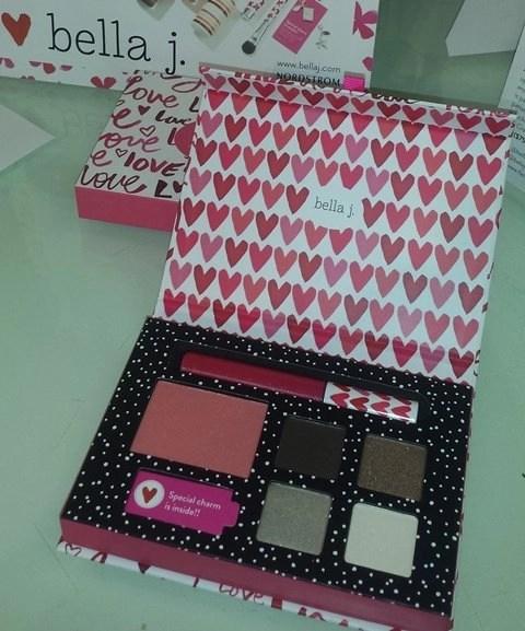 bella J makeup palette