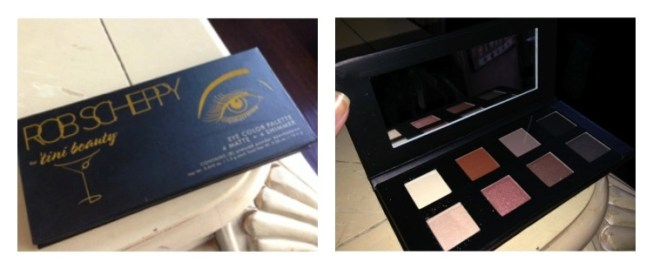 shimmer shades tini beauty bar palette rob scheppy