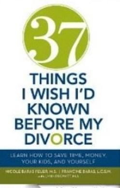 book 37 things before divorce