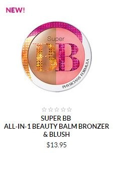 super bb blush bronzer