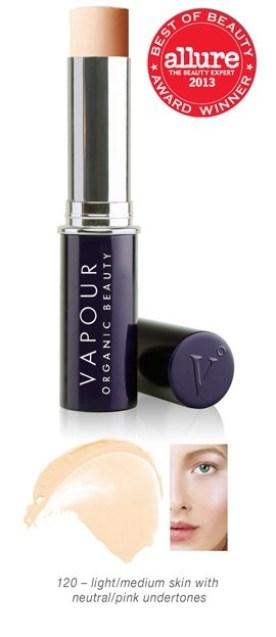 vapour beauty foundation