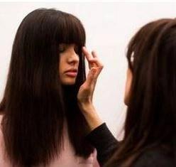 Backstage Beauty, Marissa Webb Fall 2015 makeup by Maybelline New York