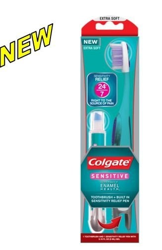 colgate tooth brush for sensitive teeth