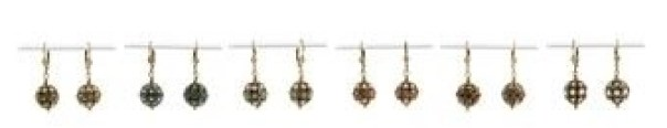 aurora earrings group