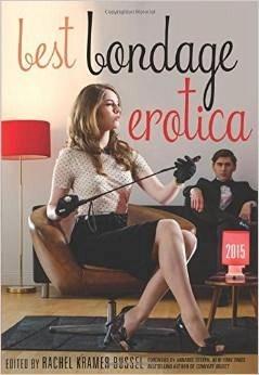 book cover best bondage erotica