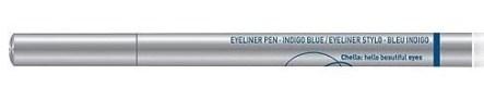 chella eyeliner pen in indigo blue