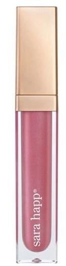 sara happ one luxe gloss in pink slip