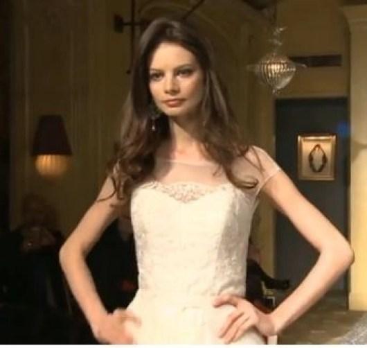 OLEG CASSINI BRIDAL FASHION show 2015