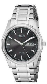 citizen watch men's eco drive bracelet BM8430-59E is just $200
