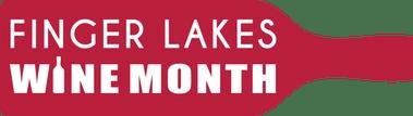 finger lakes wine month logo