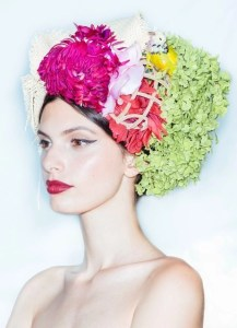 Hair adds drama at Dolce & Gabbana's Couture show, you can DIY with Redken  @RedkenFifthAvenue, @DolceAndGabbana, #Guido, Fashion