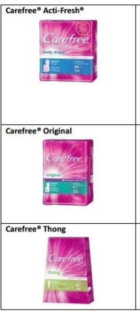 carefree products