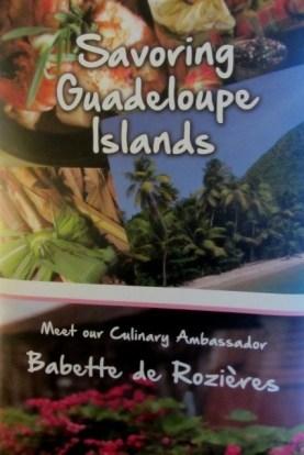 poster savoring Guadalupe