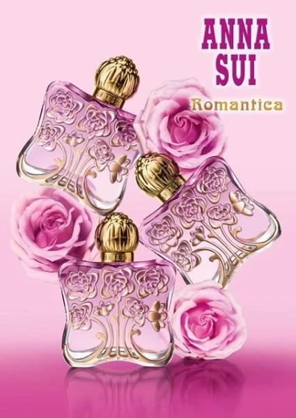 Isn't it Romantic(a) a new fragrance, Romantica by Anna Sui @annasui, #romantica, #fragrance