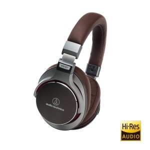 A happier world awaits you: Audio Technica SonicPro® Over-Ear High-Resolution Audio Headphones @USAudioTechnica