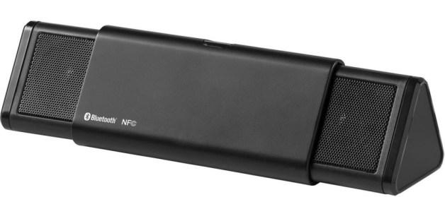 iFedelity Bluetooth speaker open