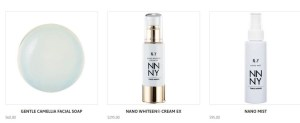 skincare so luxe & trendy you need it now. NNNY launches their Japanese line in the U.S.A.