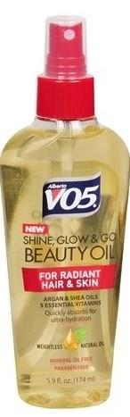 alberto VO5 oil