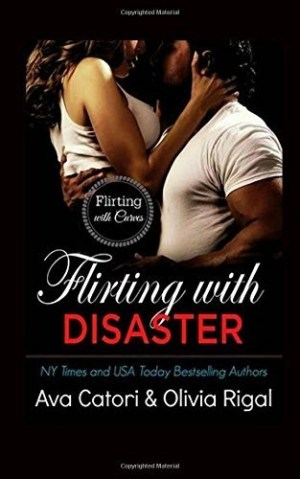 booik flirting with disaster by Olivia Rigal