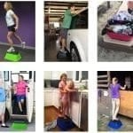 clever ways to use the safe t stool