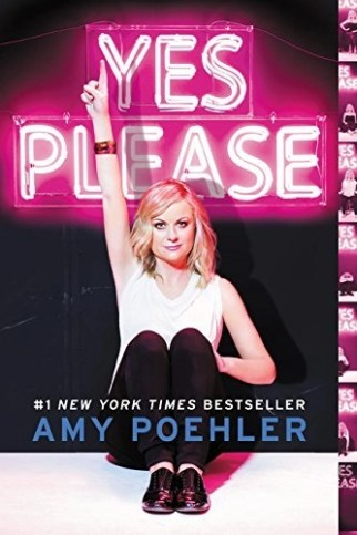 book yes please amy poehler