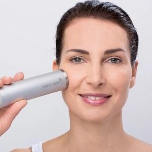 Mira-Skin's Mini Miracle @TechMira #ultrasound, #skincare