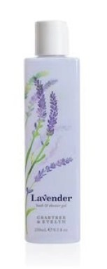 crabtreer and evelyn lavender bath and shower gel