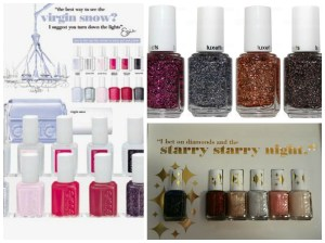Ring out 2015, Bring in 2016 with Essie's Latest Nail Treats:  LuxeEffects, Virgin Snow & Retro Revival @Essie, #Beauty, #Nails