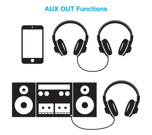 share music JLab Omni Bluetooth headphones