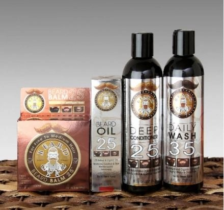 beard guys group of products