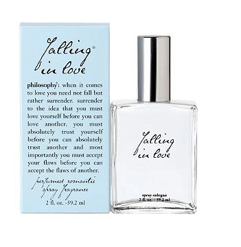 falling in love fragrance by philosophy
