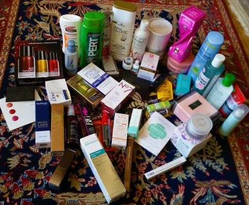 giftr bag 2016 CEW Insider's Choice Beauty Awards Product Preview 2016