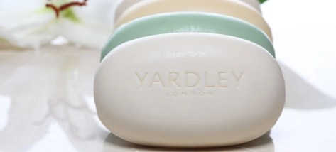 yardley soaps