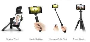 Selfies? Recording? Iklip Grip & Irig Mic Studio are Such Cool Tools!