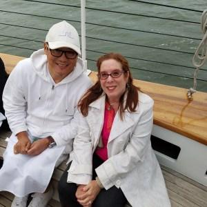 Iron Chef Morimoto Sushi & Sake Cruise in NY Harbor on a Classic Schooner