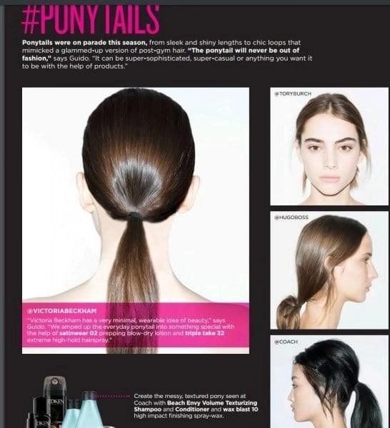 redken fall 2016 hair trends