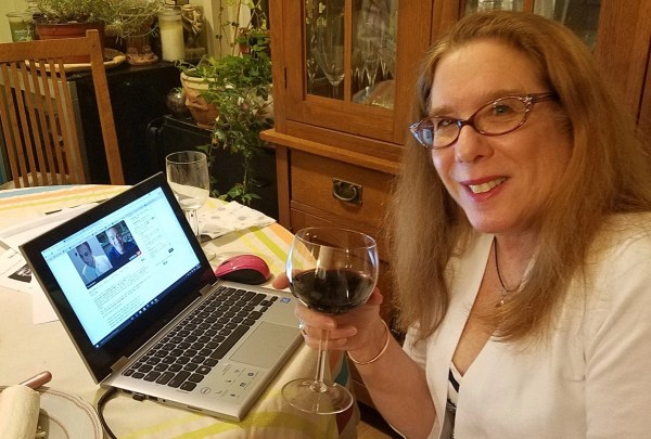 Virtual Wine Tasting With Muriettas Well and Snooth.com