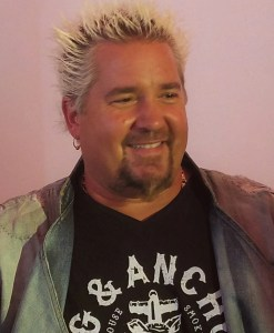 Guy Fieri Brings Authentic Smoked BBQ to Carnival Cruise Lines!
