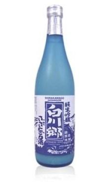 awa-nigori-sake
