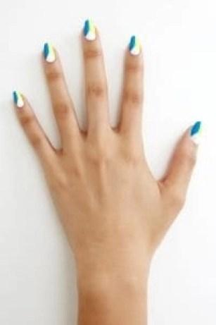 essie nail art NEON_BEACH_SUMMER_FINAL_LOOK