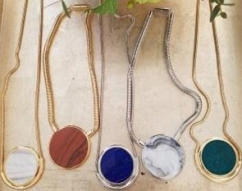 H by Halston pendants on QVC