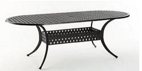 HSN Amalfi Borghese Dining Table
